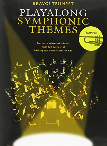 9781847720986: Bravo! Playalong Symphonic Themes (Trumpet) Tpt Book/Cd