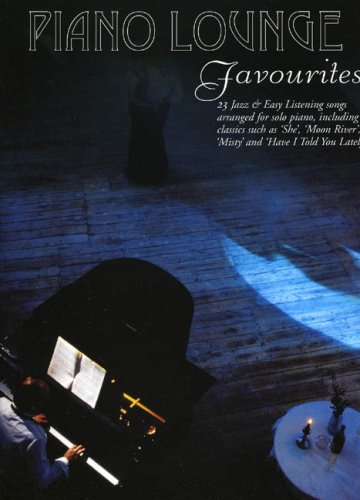9781847721396: Piano Lounge Favourites for Solo Piano