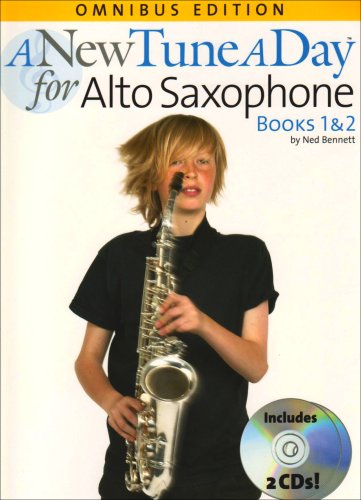 9781847721594: A New Tune a Day for Alto Saxophone (A New Tune a Day)