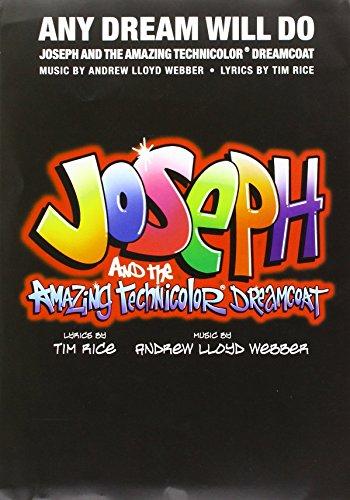 9781847721839: Andrew Lloyd Webber: Any Dream Will Do (Joseph and the Amazing Technicolor Dreamcoat)