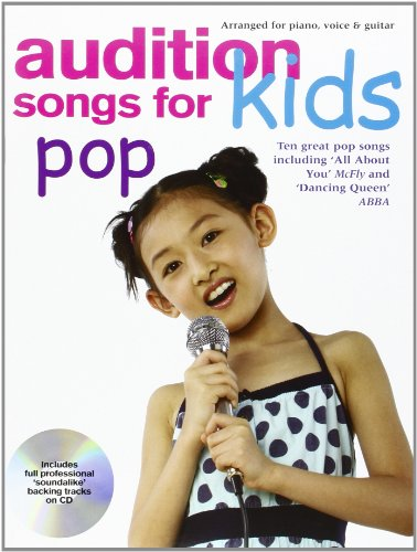 9781847722133: Audition Songs for Kids: Pop