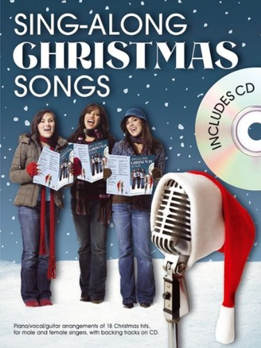 9781847722348: Sing-Along Christmas Songs (Book & CD)