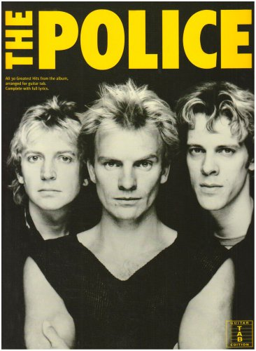 9781847722355: The Police: Greatest Hits: 30 Greatest Hits (Tab)