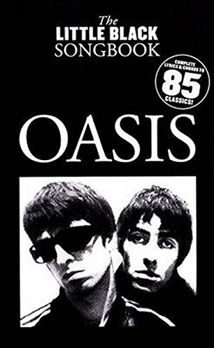 9781847722379: OASIS - THE LITTLE BLACK SONGBOOK