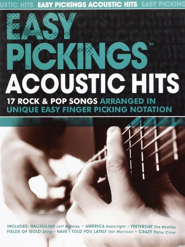 9781847722690: Easy Picking Acoustic Hits