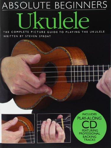 9781847722768: Ukulele (Absolute Beginners)
