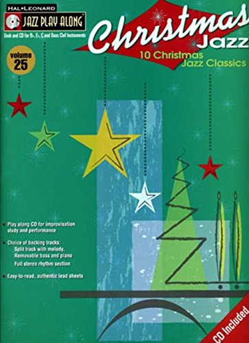9781847723123: Christmas Jazz: 10 Christmas Jazz Classics (Book & CD)