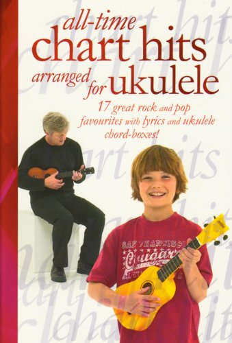 9781847724175: All-time Chart Hits Arranged for Ukulele