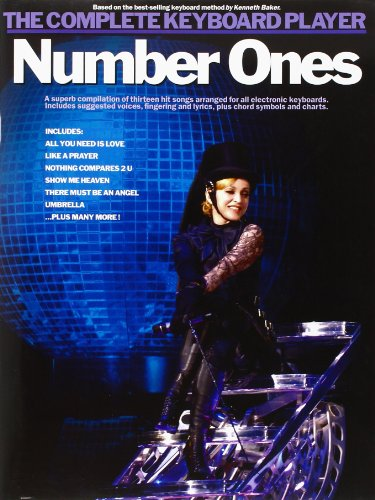 9781847724557: The Complete Keyboard Player: Number Ones