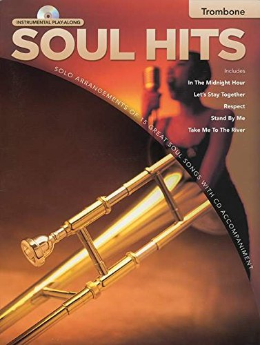 9781847725240: Instrumental Play-along: Soul Hits (Trombone)
