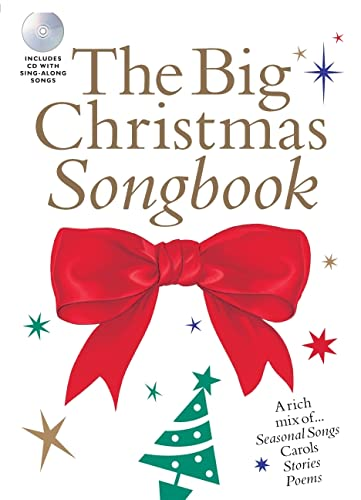 9781847725660: The Big Christmas Songbook Pf Book/Cd