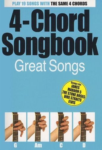 9781847725905: 4-Chord Songbook: Great Songs: Great Hits