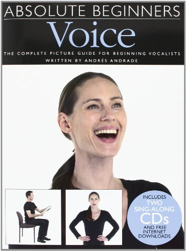 9781847726322: Absolute Beginners: Voice (Book And 2 CDs)