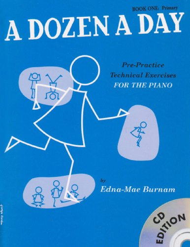 9781847726414: A Dozen A Day: Primary Bk. 1 + CD