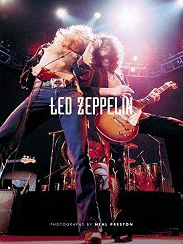 9781847726490: Led Zeppelin: The Neal Preston Collection