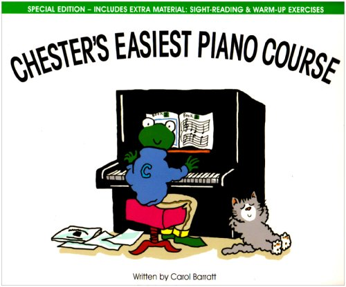 EASIEST PIANO COURSE BK2 SPECIAL ED (9781847726667) by C Barratt