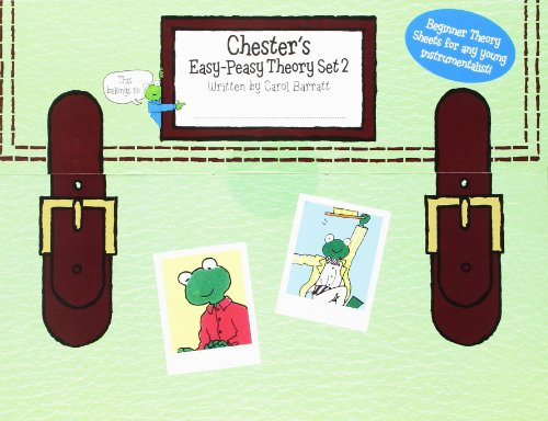 9781847726735: Chester's Easy-Peasy Theory Set 2