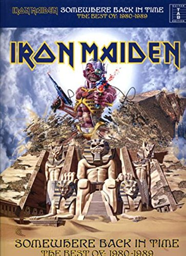 """""Iron Maiden"""" - Somewhere Back in Time"