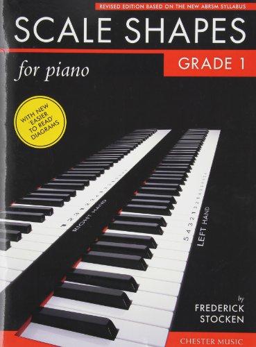 Scale Shapes for Piano Grade 1 2009 Syllabus: Stocken, Frederick