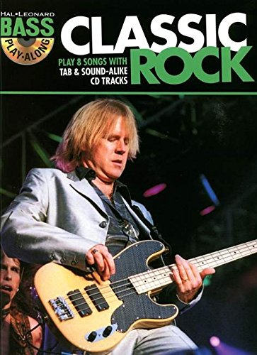9781847728432: Hal Leonard Bass Play-Along: Classic Rock