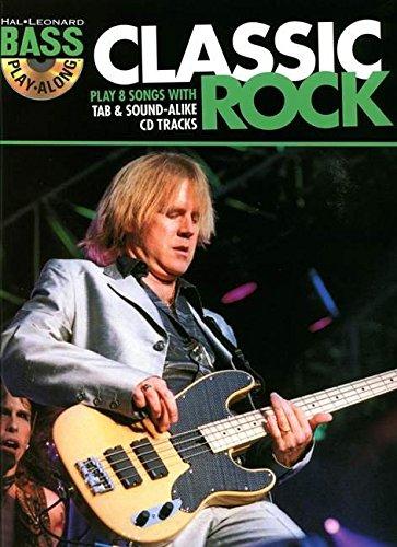 9781847728432: Hal Leonard Bass Play-Along: Classic Rock