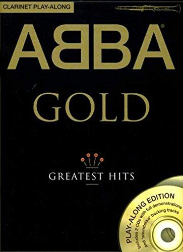 9781847728524: ABBA: Gold - Clarinet Play-Along