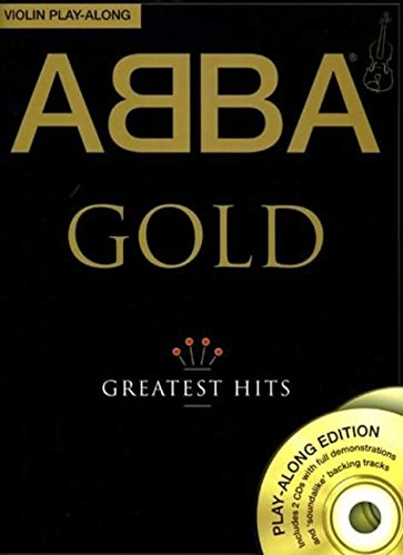 Abba Gold Greatest Hits Violin