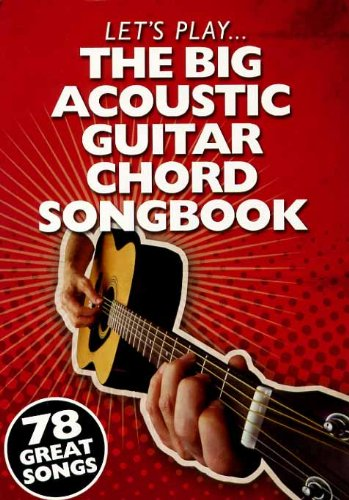 9781847728791: The Big Acoustic Guitar Chord Songbook