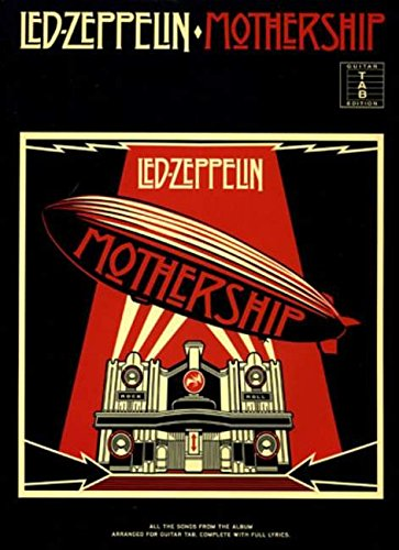 Led Zeppelin: Mothership (TAB) (9781847729132) by Harry Styles