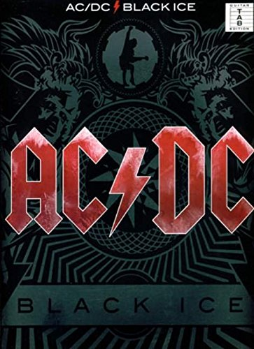9781847729545: AC/DC: Black Ice (Tab)