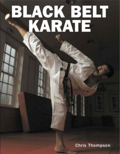 9781847730053: Black Belt Karate
