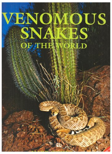 9781847730862: Venomous Snakes of the World
