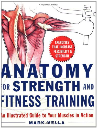 9781847731531: Anatomy for Strength and Fitness Training