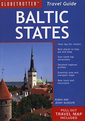 9781847732019: Baltic States Travel Pack (Globetrotter Travel Packs)