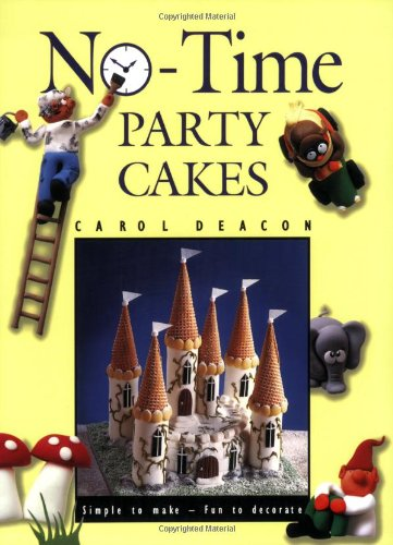 9781847733313: No Time Party Cakes