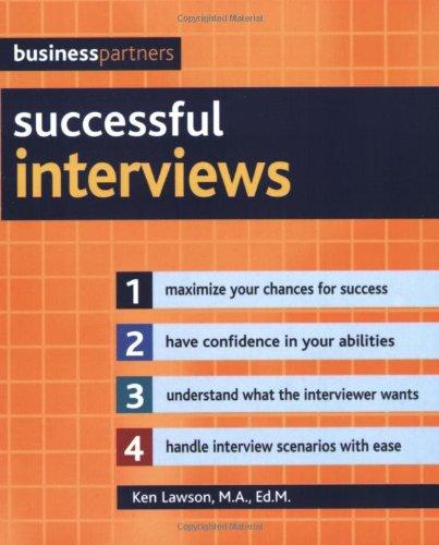 Successful Interviews: Ken Lawson