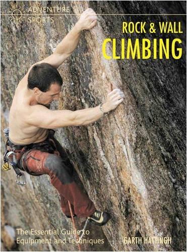 9781847734143: Rock and Wall Climbing