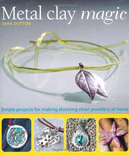 9781847734518: Metal Clay Magic