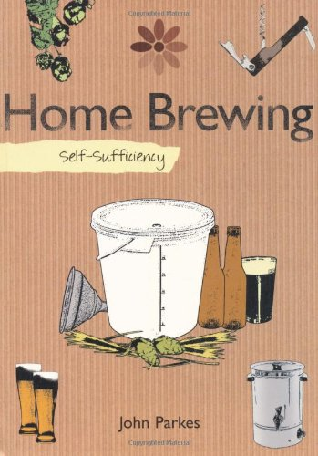 9781847734600: Self-sufficiency Home Brewing