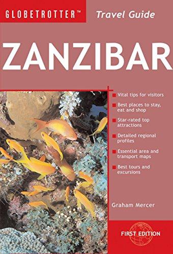9781847734808: Zanzibar Travel Pack (Globetrotter Travel Packs)
