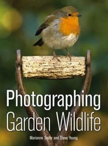 9781847734860: Photographing Garden Wildlife