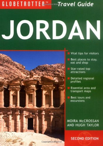 Jordan [Globetrotter Travel Guide ]