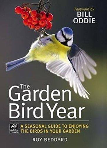 9781847735034: Garden Bird Year (Wildlife Trusts)