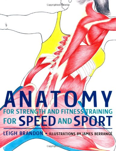 9781847735430: Anatomy for Strength and Fitness Training for Speed ...