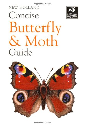 9781847736024: New Holland Concise Butterfly and Moth Guide (New Holland Concise Guides)