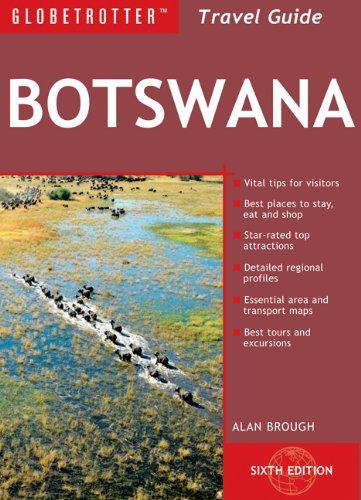 9781847736765: Botswana (Globetrotter Travel: Botswana)