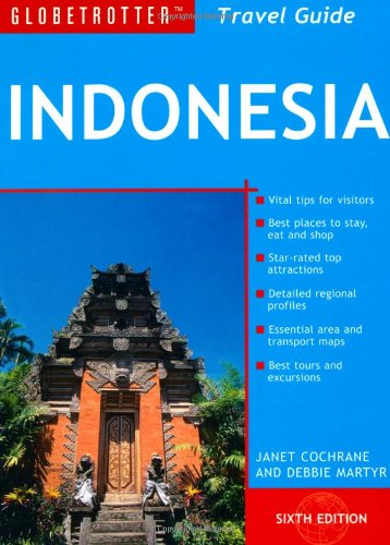 9781847737410: Indonesia Travel Pack, 6th (Globetrotter Travel Packs)