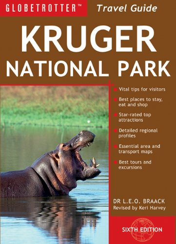 9781847738127: Kruger National Park Travel Pack, 6th (Globetrotter Travel Packs)