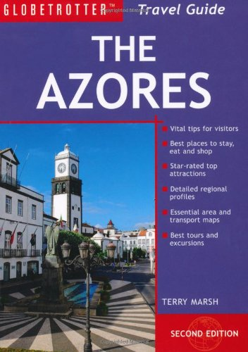 9781847738219: Azores Travel Pack, 2nd (Globetrotter Travel Packs)