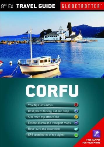 9781847738486: Corfu Travel Pack, 7th (Globetrotter Travel Packs)